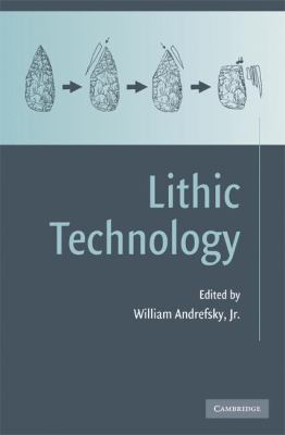 book cover of Lithic Technology