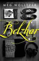 Cover of Belzhar by Meg Molitzer