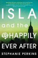 Cover art for Isla and the Happily Ever After