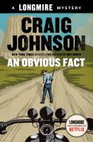 An Obvious Fact by Johnson, Craig © 2016 (Added: 9/14/16)