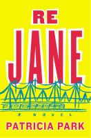 Cover art for Re Jane by Patricia Park