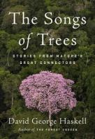 Cover art for The Songs of Trees