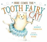 Cover art for Here Comes the Tooth Fairy Cat