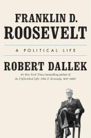 Cover art for Franklin D. Roosevelt