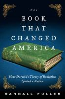 Cover art for The Book the Changed America