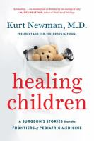 Cover art for Healing Children