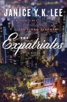 Cover art for The Expatriates