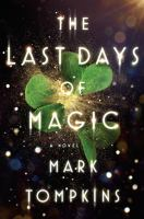 Cover art for The Last Days of Magic