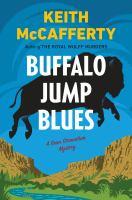 Buffalo Jump Blues : A Sean Stranahan Mystery by McCafferty, Keith © 2016 (Added: 7/12/16)