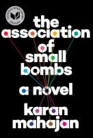 Cover art for The Association of Small Bombs