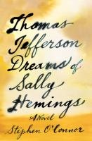 Cover art for Thomas Jefferson Dreams of Sally Hemings