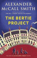 Cover art for The Bertie Project