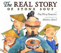 Cover art for The Real Story of Stone Soup