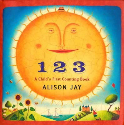 1 2 3 A Child's First Counting Book cover