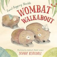 Wombat Walkabout book jacket
