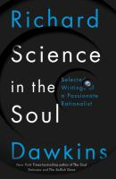 Cover art for Science in the Soul