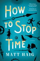 Cover art for How to Stop Time