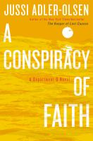 A Conspiracy of Faith cover art