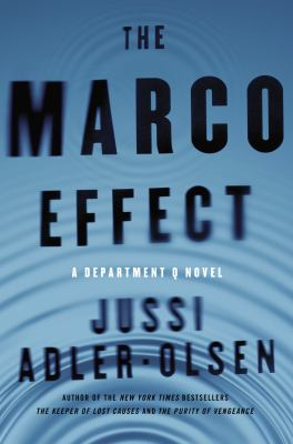 cover of The Marco Effect: A Department Q Novel