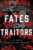 Cover art for Fates and Traitors