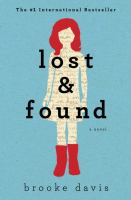 "Cover art for ""Lost and Found"""