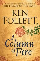 Cover art for A Column of Fire