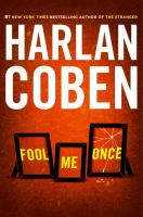Fool Me Once by Coben, Harlan © 2016 (Added: 10/14/16)