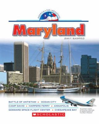 Book cover for Maryland