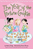 Book cover: The Year of the Fortune Cookie