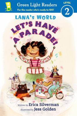 Cover image for Let's have a parade