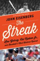 Cover art for  The Streak