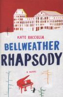 Book cover: Bellweather Rhapsody