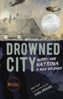 Cover art for Drowned City