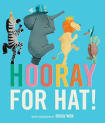 cover of Hooray for Hat!