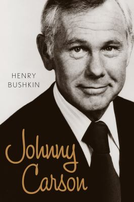 Cover image for Johnny Carson