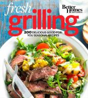 Cover art for Fresh Grilling