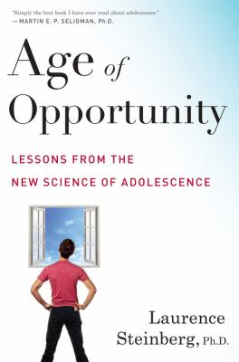 cover of Age of Opportunity: Lessons from the New Science of Adolescence