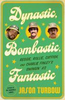 Cover art for Dynastic, Bombastic, Fantastic