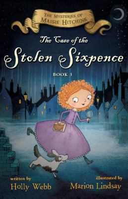 cover of The Case of the Stolen Sixpence