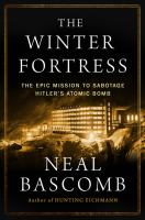 Cover art for The Winter Fortress