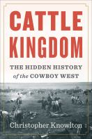 Cover art for Cattle Kingdom