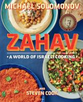 Cover of Zahav