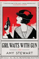 Book cover of Girl Waits with Gun