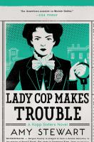 Cover art for Lady Cop Makes Trouble