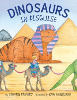Cover art for Dinosaurs in Disguise