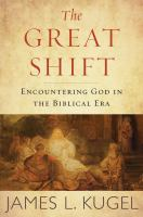 Cover art for The Great Shift