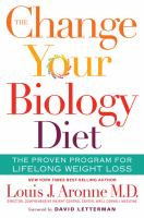 Cover art for Change Your Biology Diet