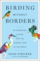 Cover art for Birding without Borders