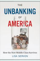 Cover art for The Unbanking of America