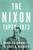 Cover of The Nixon Tapes: 1973